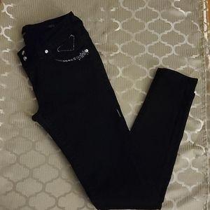 Vigoss jeans elegant shinny very good condition